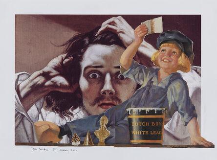 John Ashbery, 'The Painter', 2014