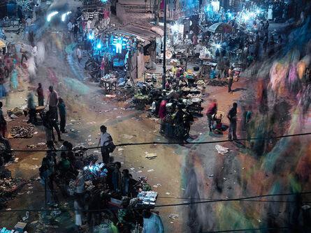 Hans Wilschut, 'Center Point, Lagos', 2016