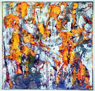 Kemal Önsoy, 'New York Paint No: 3', 1990