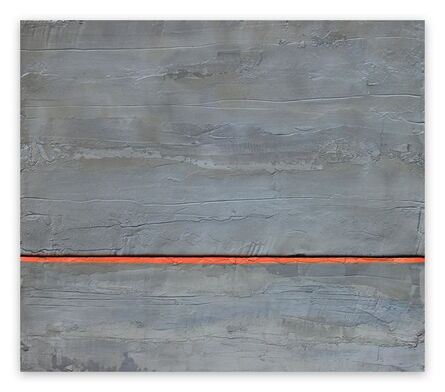 Pierre Auville, 'Deep Horizon (Abstract painting)', 2015