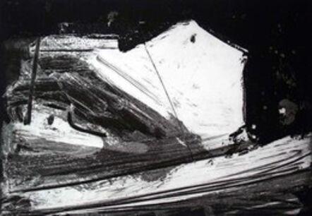 Paul Resika, 'Storm Pier', 1995