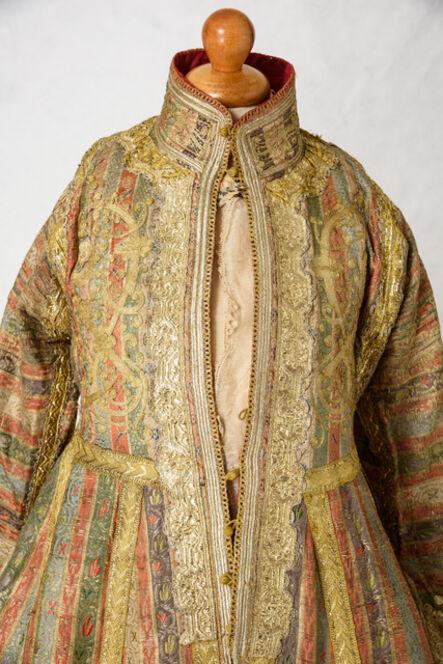 Unknown Designer, 'Anderi, coat dress, Ioannina, detail.'