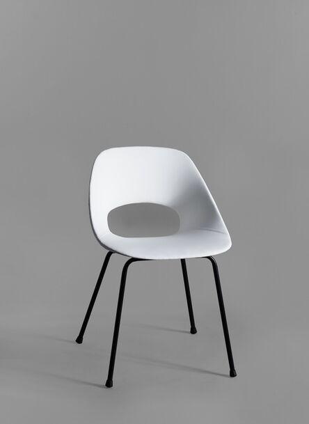 Pierre Guariche, 'Set of 6 Tulipe chairs', 1953
