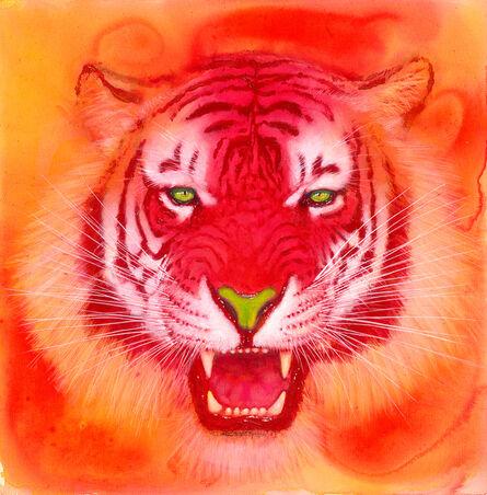 Sun Lin 林順雄, 'Roaring Tiger', 2019