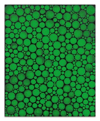 Yayoi Kusama, 'Dots ACB', 2001