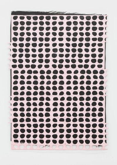 Nicolas Lobo, 'Carbon T- shirt panel (PIG version 1)', 2015