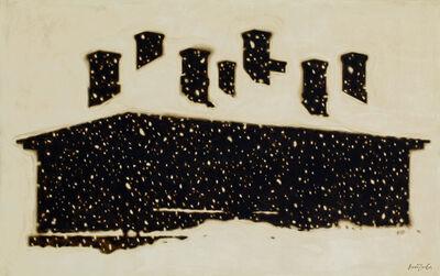 Rinat Voligamsi, 'The House. Snow', 2017
