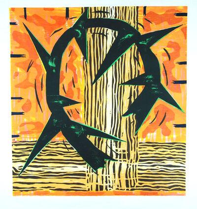 Gregory Amenoff, 'Spine', 1990