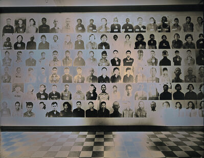 Binh Danh, 'Lambency of Tuol Sleng Genocide Museum #3', 2017