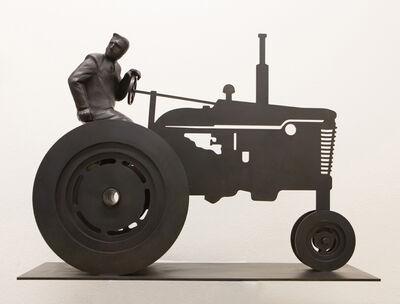 Jim Rennert, 'Groundwork', 2014
