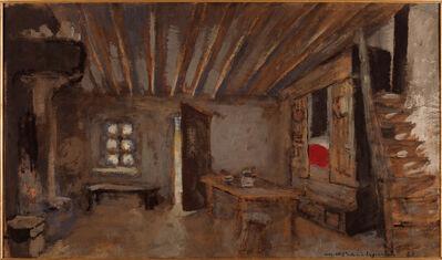 Édouard Vuillard, 'Intérieur d'Auberge au Drap rouge', 1919