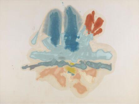 Helen Frankenthaler, 'Hommage à M. L.', 1962