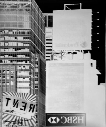 Vera Lutter, 'Times Square, New York: August 1, 2007', 2007