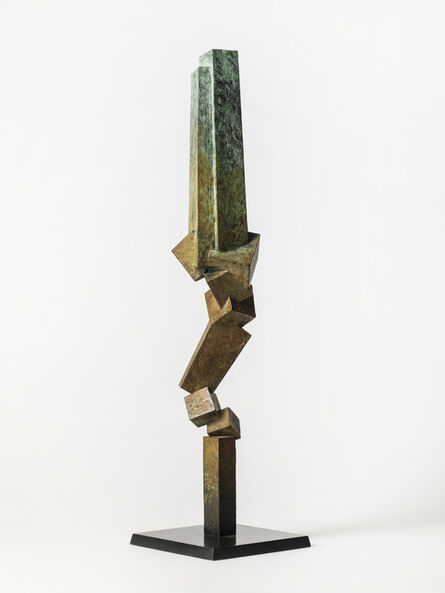 Bruce Beasley, 'Maquette for Advocate II', 2002