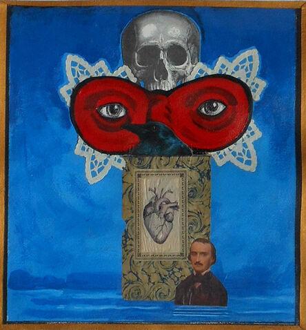 W. Perry Barton, 'Edgar Allan Poe Label', 2011