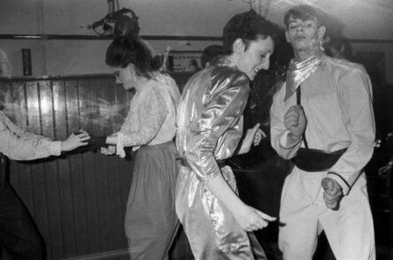 Homer Sykes, 'Blitz Club, Covent Garden, London', 1980