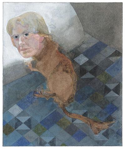 Peter Blake, 'Mrs Organ Morgan, Groceress', 2013