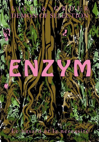 Thomas Feuerstein, 'ENZYM', 2009
