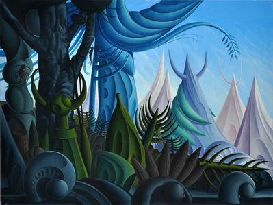 Valton Tyler, 'Jungle Tongue', 1991