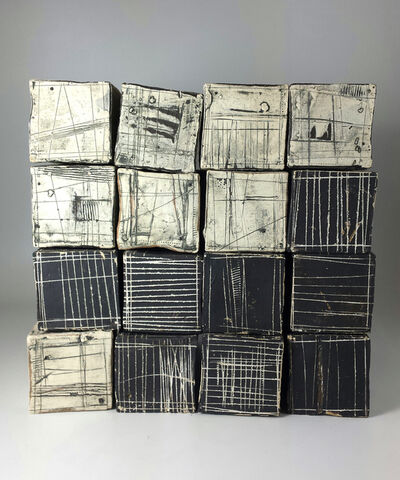 Lori Katz, 'Cubes', 2017