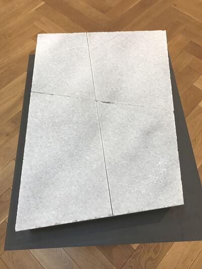 Jens Trimpin, 'Écartèlement (Entwurf/Monument E.M. Cioran)', 2014