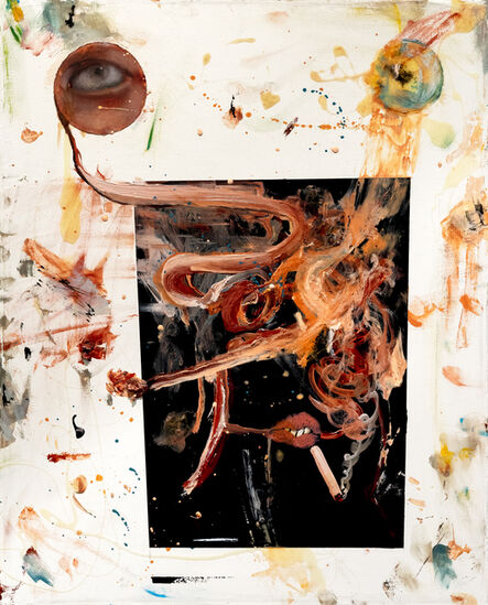 Andreas Golder, 'Unfortunate Portrait :(', 2020