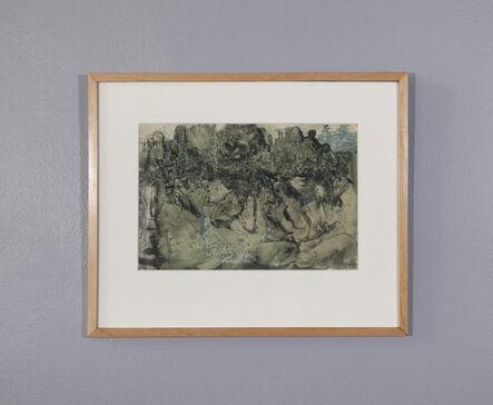 Christian d'Orgeix, 'Bal à la cour de Lucifer', 1948