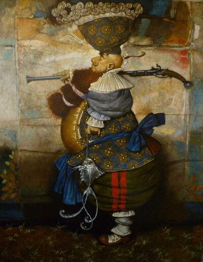 Daron Mouradian, 'Hunter', 2013