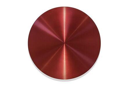 Ann Veronica Janssens, 'Red Disc', 1995-2010