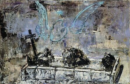 Anselm Kiefer, 'Resumptio', 1974