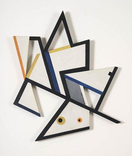 Nikolai Kasak, 'Star of Positive and Negative Space', 1949
