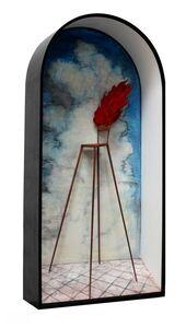 Wu Junyong, 'Burning Chair', 2008