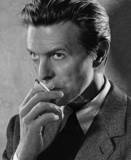 Markus Klinko, 'David Bowie, New York', 2001