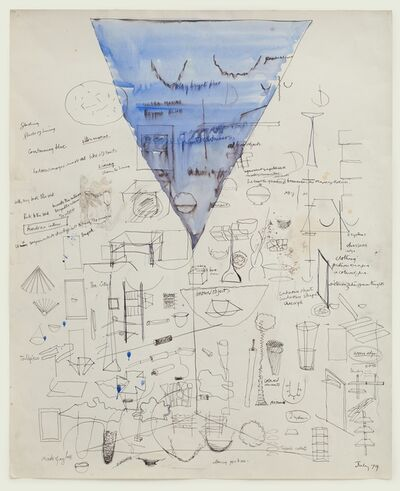 Shelagh Wakely, 'Untitled', 1979