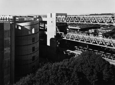 Gabriele Basilico, 'Cantieri Pirelli Bicocca, Milano', anni 1990