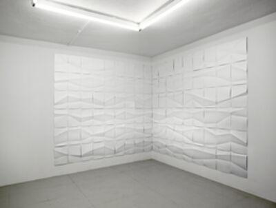 Ignacio Uriarte, 'Fluctuating Folds', 2012