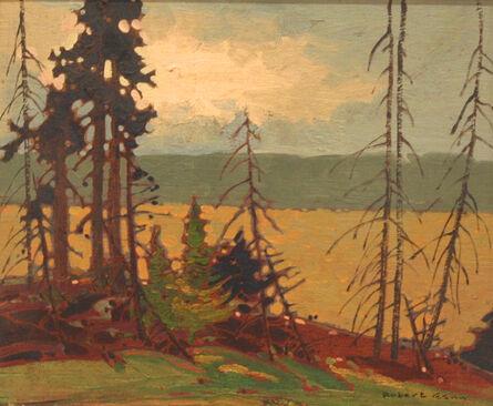 Robert Genn, 'Gulf Edge', 1978