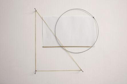 Dominik Lang, 'fromseries Missing Parts, 2013, drawing #3', 2013