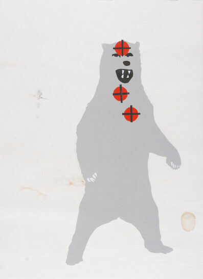 Todd Norsten, 'Untitled (Targets #5)', 2016