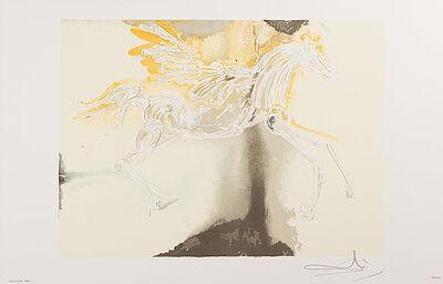 Salvador Dalí, 'Pégase', 1983