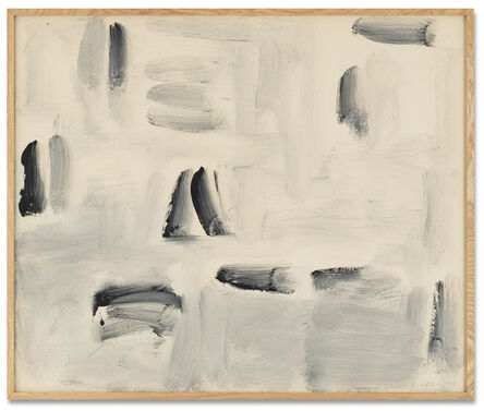 Lee Ufan, 'With Wind's ', 1990