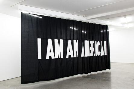 Stephanie Syjuco, 'I Am An...', 2017