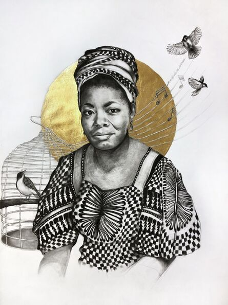 Lauren Clayton, 'Ms. Angelou', 2019