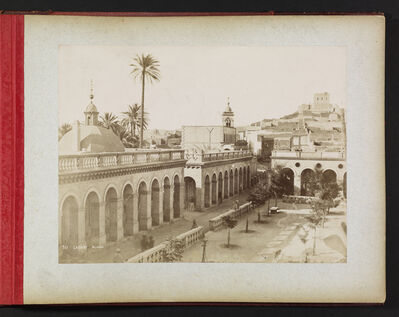 A. Leroux, '[Views of Algeria]', 1880