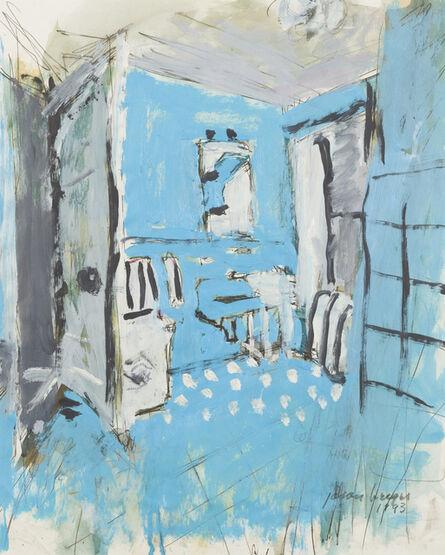 Jason Berger, 'Interior #2, University Road', 1993