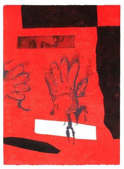 "Antoni Clavé, 'Untitled from ""Album International 2""', 1977"