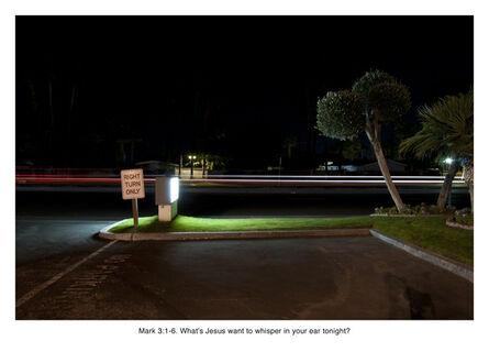 Nate Larson + Marni Shindelman, 'Jesus Whispers', 2011