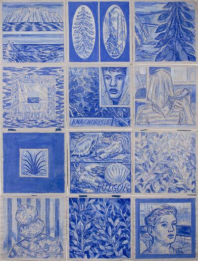 Nahuel Vecino, 'El Reino de Este mundo ', 2014