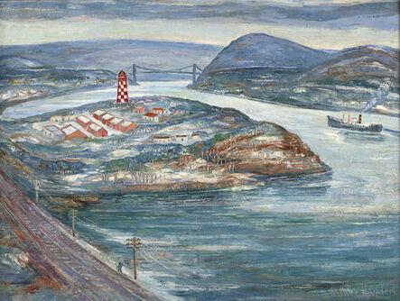 Palmer Cole Hayden, 'Iona Island', 1934-1940