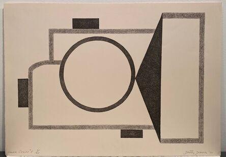Dorothy Dehner, 'Lunar Series #5', 1971